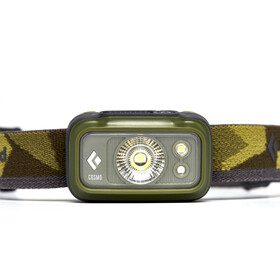 Black Diamond Cosmo 300 Linterna frontal, dark olive